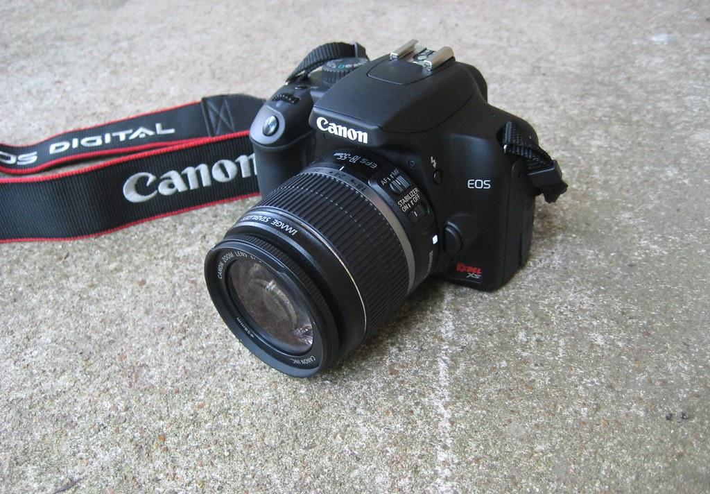 a new camera!