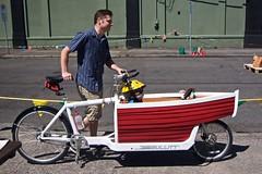 Bullitt Boat Bike