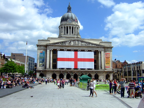 nottingham world cup, world cup, england flag