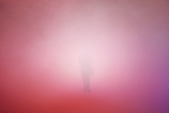feelings are facts (.ultraviolett) Tags: china fog beijing exhibition olafureliasson eliassion