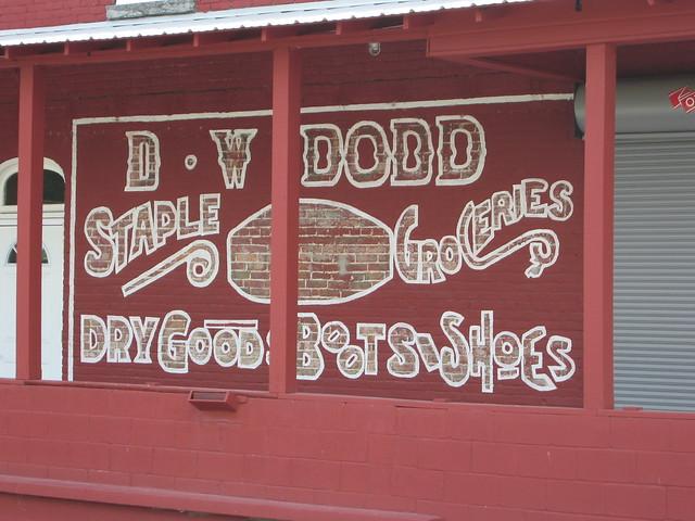 Dodd's Dry Goods
