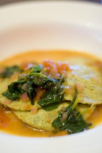 Vegetarian Ravioli