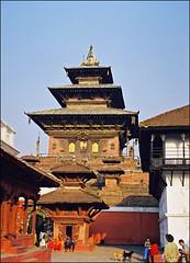 Nepal II - 061 (Katarina 2353) Tags: old city trip travel nepal history film tourism architecture buildings photography ancient nikon asia image kathmandu katarinastefanovic katarina2353