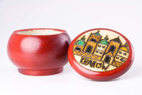 Recuerdo de mi paso por Krakow, Polonia.