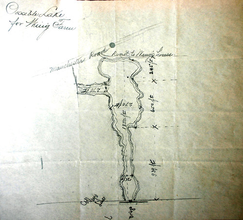 M. Sugar's sketch of the Skating Pond