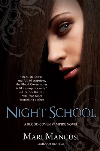 Night School Cover (Blood Coven #5)