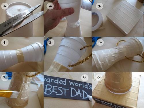 Post regalos para pap hechos por los peque os de la casa - Regalos en casa ...