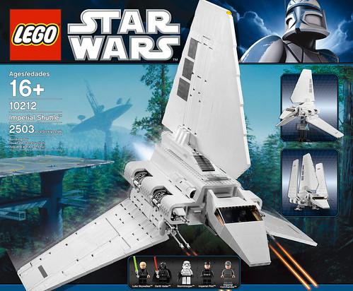 10212 Imperial Shuttle - 2