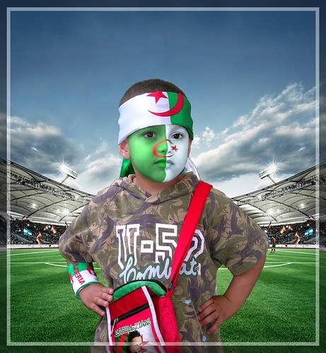 Pride Is Algeria