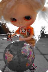My little globetrotter Ducky