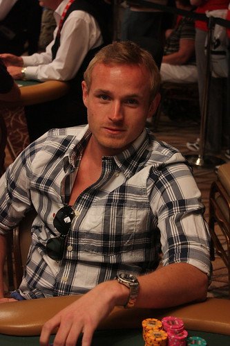 News: WSOP 2010: Trader in Top 8 of Heads-Up Championship