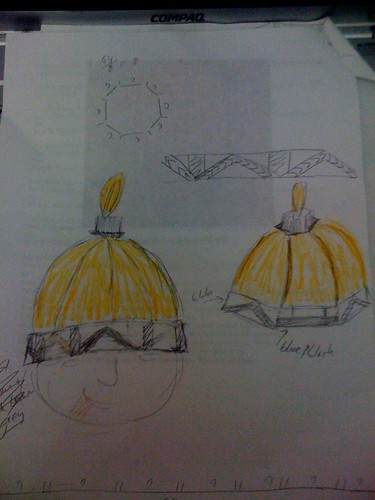 Golden dome hat plans