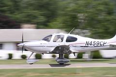 2008 Cirrus SR22 N459CP (John. Romero) Tags: airport pa 2008 skyhaven cirrus tunkhannock sr22 n459cp