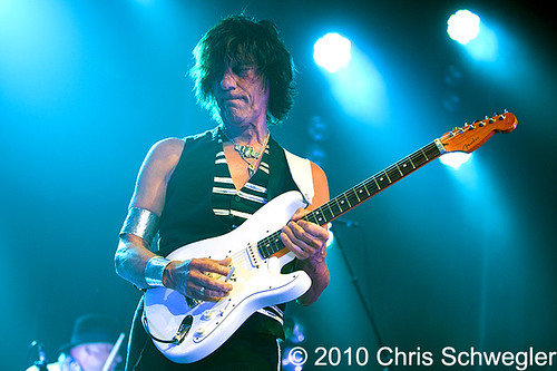 Jeff Beck - 06-20-10 - The Fillmore, Detroit, MI