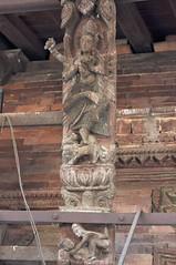Patan Chamunda Temple 8 (byronic501) Tags: nepal temple patan sakti chamunda shakt matrika