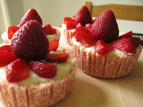 Strawberry Tartlettes