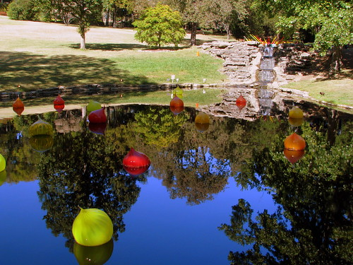 Chihuly at Cheekwood 2: Walla Wallas