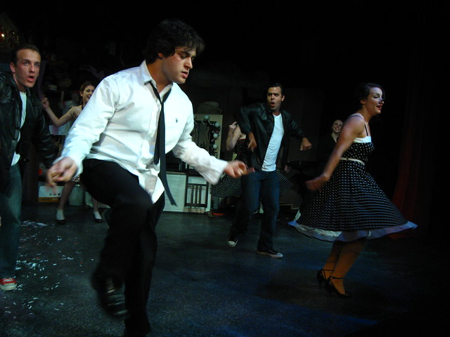 A young man (Ari Radousky) with a broken heart dreams a cathartic dance sequence.