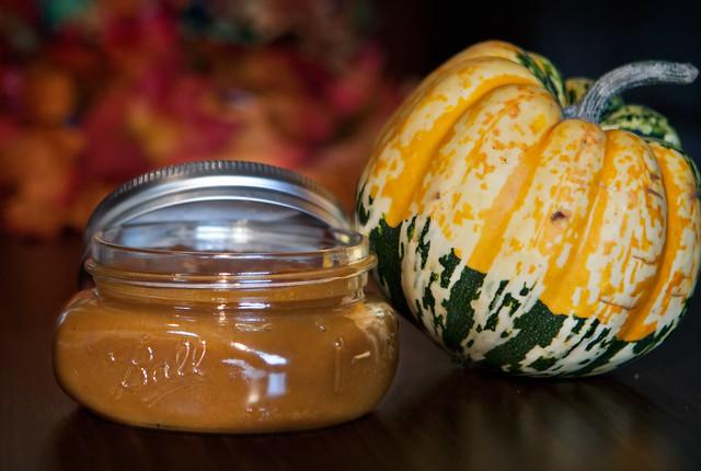 Fresh Pumpkin Butter