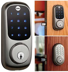 Yale Wireless Smart Home Lock