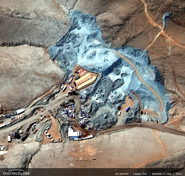 San Jose Mine, Copiapo, Chile