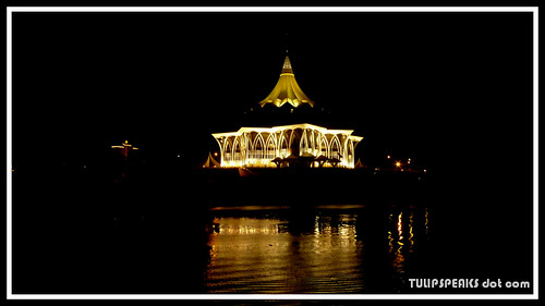 Kuching - Waterfront