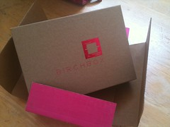 October Birchbox