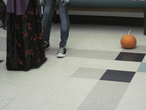 Pumpkin / Ghost Bowling #1