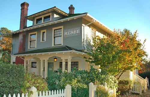 Mackin House Museum -- not my photo