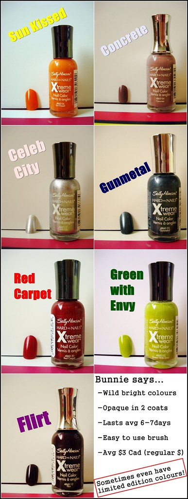 SallyHansen Xtreme wear NailPolish