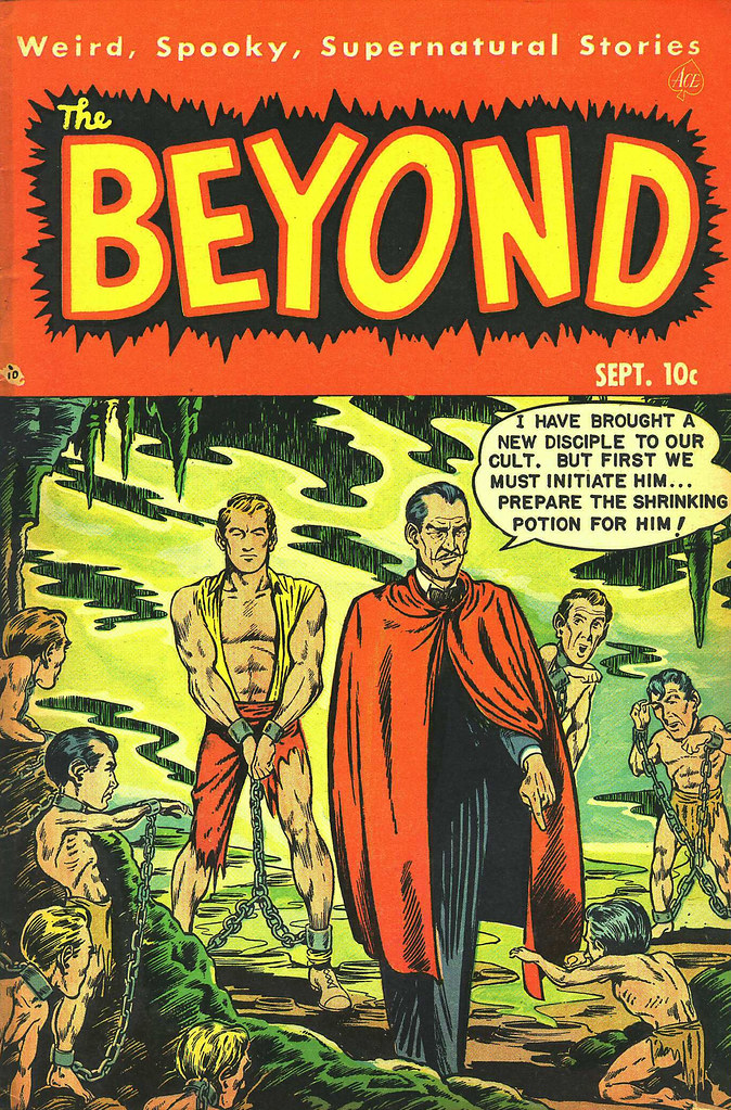 The Beyond #6 (Ace, 1951)