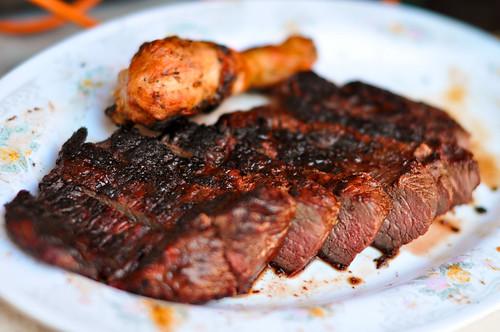 糖質制限と肉