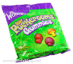 Wonka Sour Puckeroom Gummies (updated 2010)