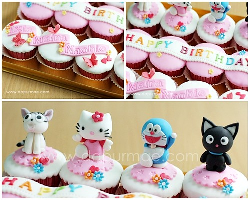 Cats Cupcakes