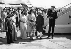 First Lady Jacqueline Kennedy's Friendly Trip to India - March 12-21, 1962