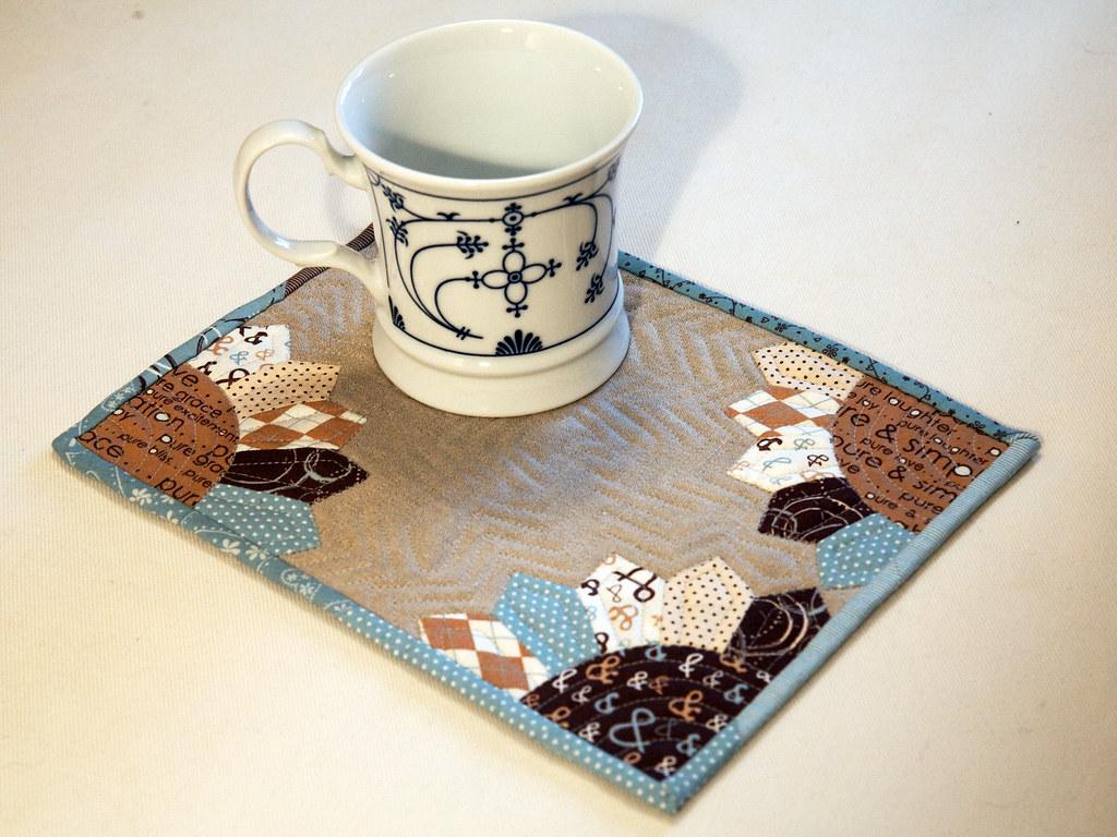 mug rug #2