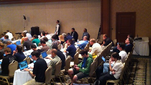 Attendees at MacTech Conference 2010 by the JoshMeister, on Flickr