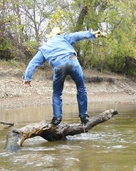 21 WS Challenge me dudes in all your wet gear! (Wrangswet) Tags: wranglers riverhike swimmingfullyclothed wetjeans wetboots guysinwetjeans wetladz wetcowboy wetcowboyboots guysswimmingfullyclothed wetcowboyhat wetwranglerjeans meninwetjeans swimminginboots