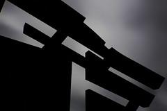 "Nordeste (""REFO"") Tags: santa de catalina asturias escultura cerro 1994 gijon joaquín nordeste vaquero refoyo turcios refo"