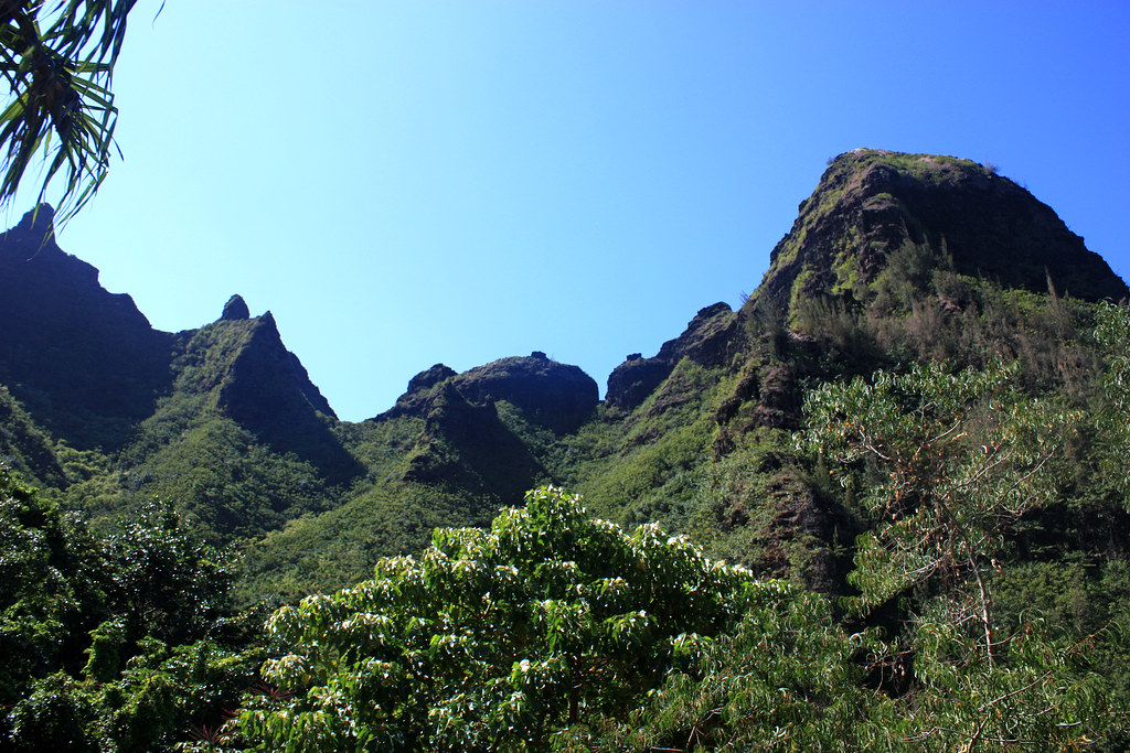 Limahuli Sky