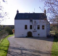 Allardice Castle