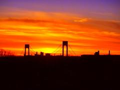 New York Sunset (dimaruss34) Tags: clouds brooklyn dmitriyfomenko sky newyork image sunset