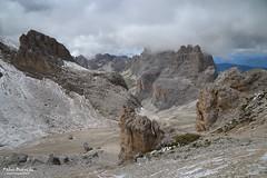 Valle del Vajolet - Gruppo del Catinaccio (Fabio Bianchi 83) Tags: catinaccio ciadenac rosengarten vajolet dolomiti dolomites dolomiten trentino sudtirol altoadige italia italien italy unesco unescoworldheritage patrimoniomondialeunesco geologia geology