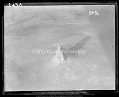 AP43 Aqar-Quf (Ziggurat of Dur-Kurigalzu) (APAAME) Tags: aqarquf blackwhite durkurigalzu glassplatenegative oblique royalairforce scannedfromnegative uclinstituteofarchaeology uclinstituteofarchaeologyspecialcollections pleiades:depicts=893988 aerialarchaeology aerialphotography middleeast airphoto archaeology ancienthistory