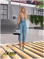 Scandalize. Milenna.  Bellini and Sonia_001 (Lules_Brimm) Tags: fashion female vogue mesh jumpsuit secondlife