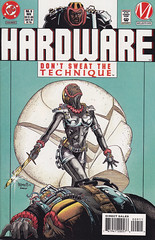 Hardware 9 (micky the pixel) Tags: comics comic heft dc milestone jimmypalmiotti noellegiddings hardware curtis metcalf