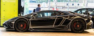 Lamborghini Aventador SV Coupè 13/188