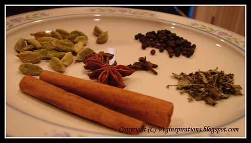 Spices for Chai Masala 2