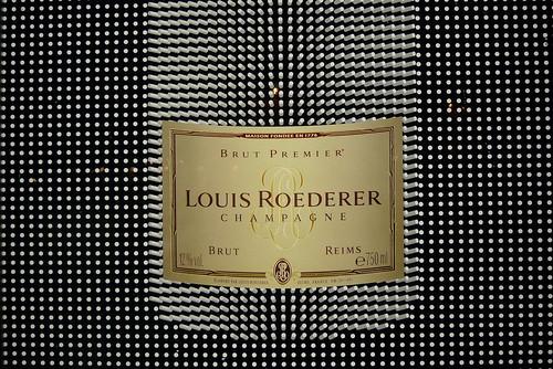 Vitrines Louis Roederer - Paris décembre 2009