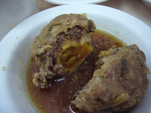 小西門燉飯之蛋黃瓜仔肉